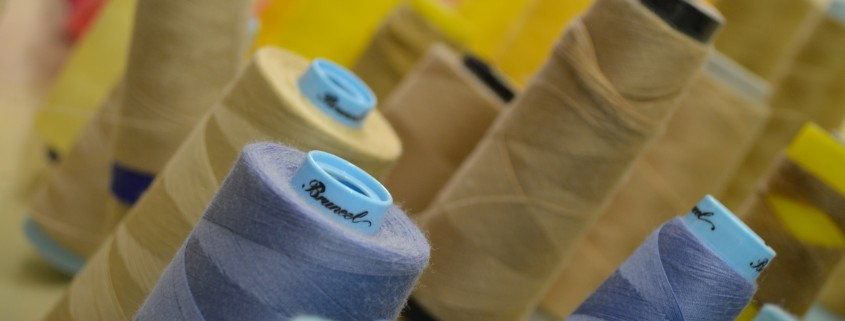 Bobines de fils - Ateliers Facon et Confection