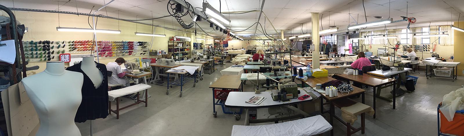 Panorama Ateliers Facon et Confection